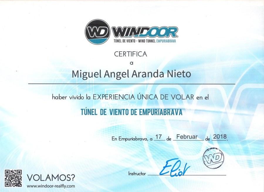 Windoor - Túnel del viento - Los viajes de Viper