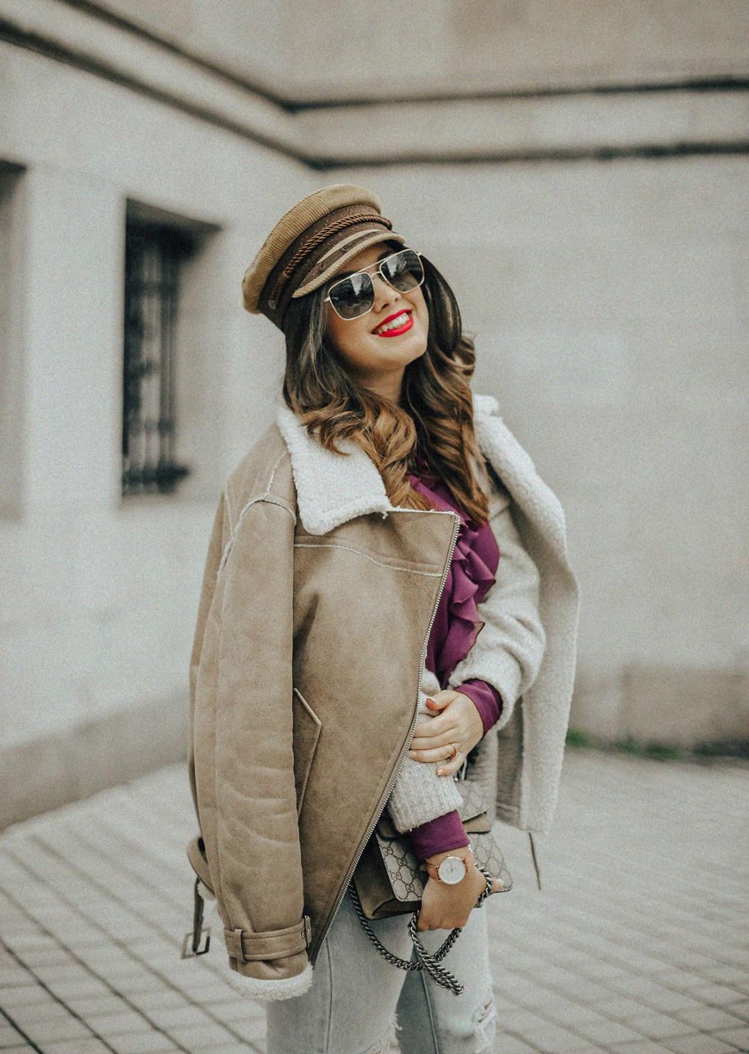 chaqueta-borreguillo-blusa-volantes-pipa-de-la-paz-myblueberrynightsblog13