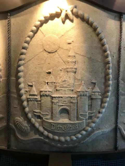 disneyland sand castle disney dream