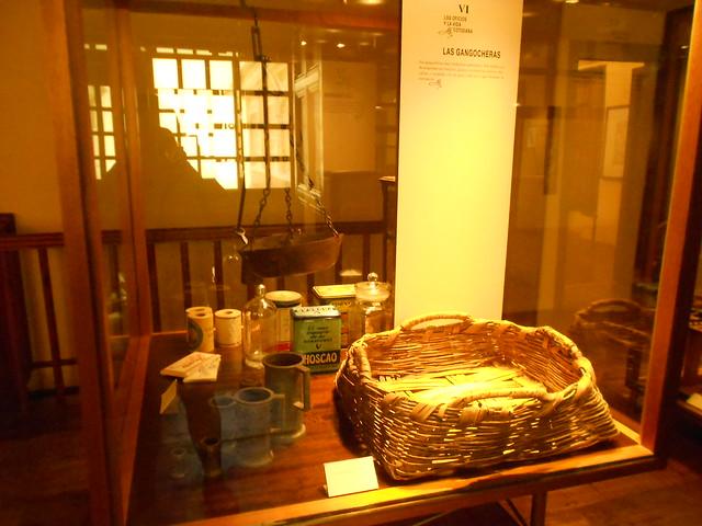 Exposición Museo de Historia y Antropología La Laguna
