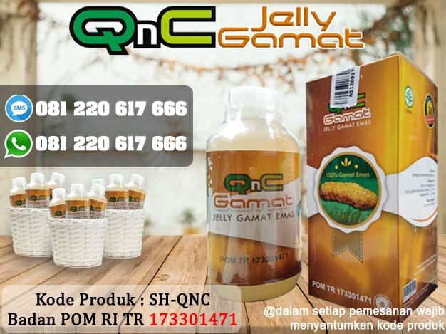 Cara Pemesanan Dan Harga QnC Jelly Gamat