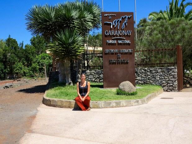 Centro de Visitantes de Garajonay