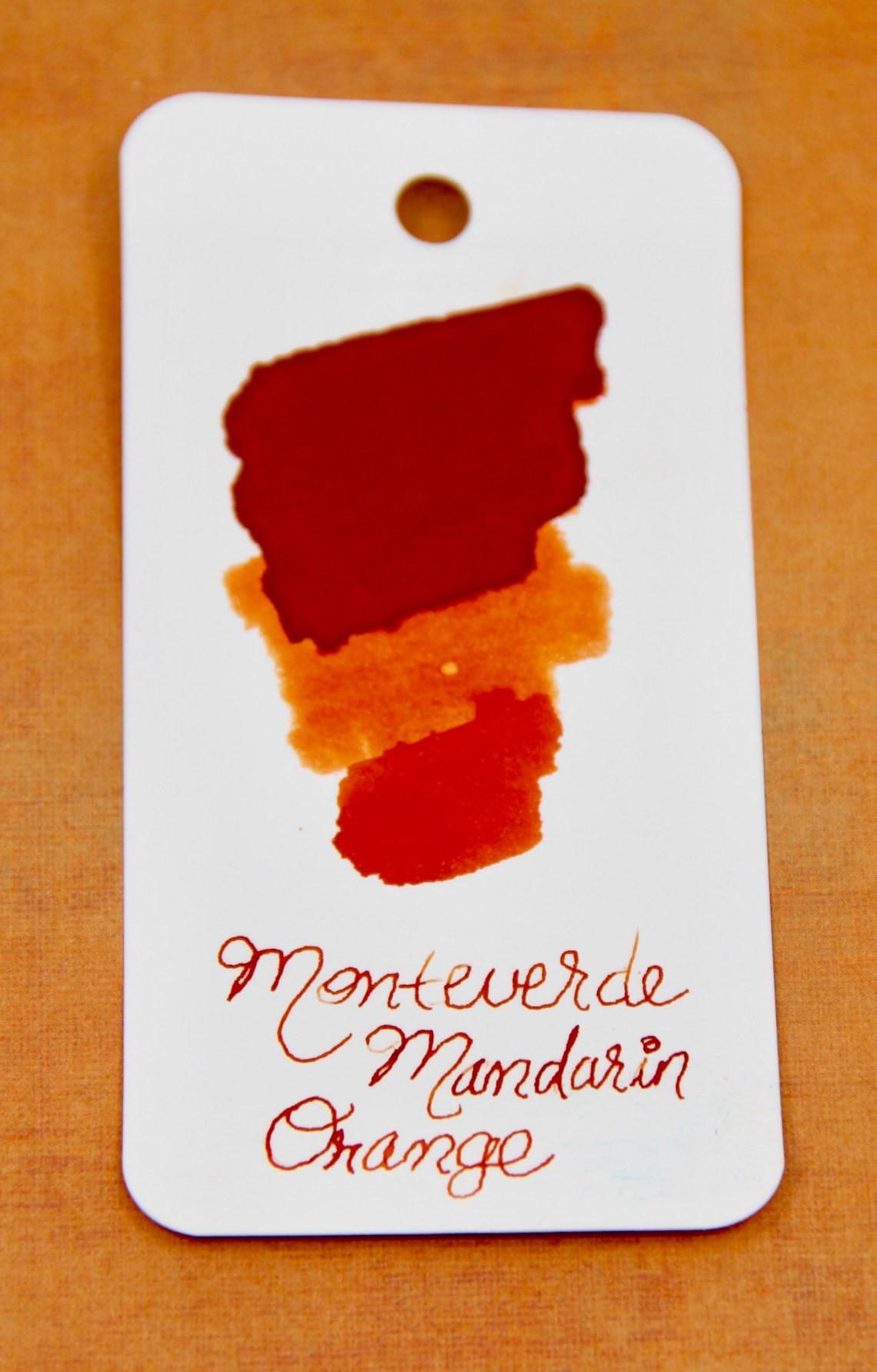 Monteverde Mandarin Orange