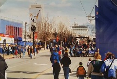2002 Salt Lake City - Jeux Olympiques - 16/02