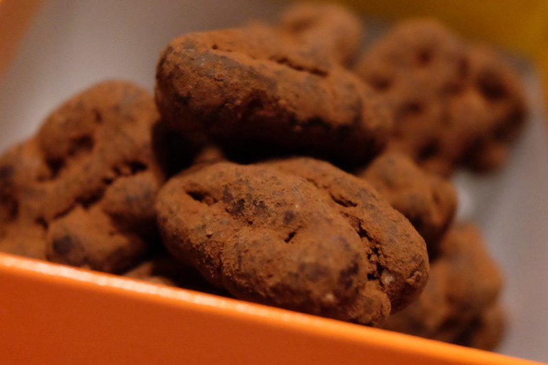 pecannut chocolate
