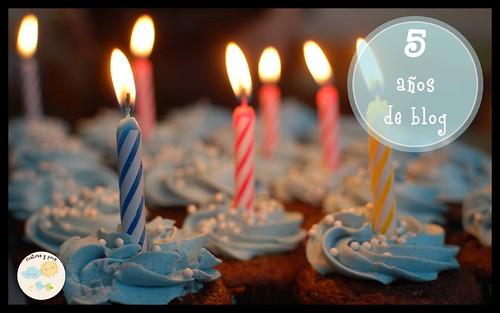 5 años de blog