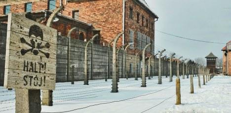 Auschwitz-Birkenau Camp I