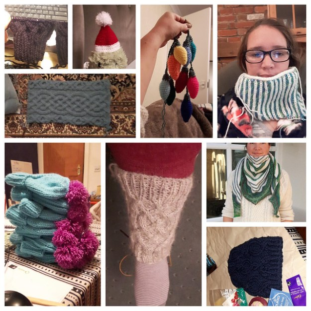 knitting nov-dec