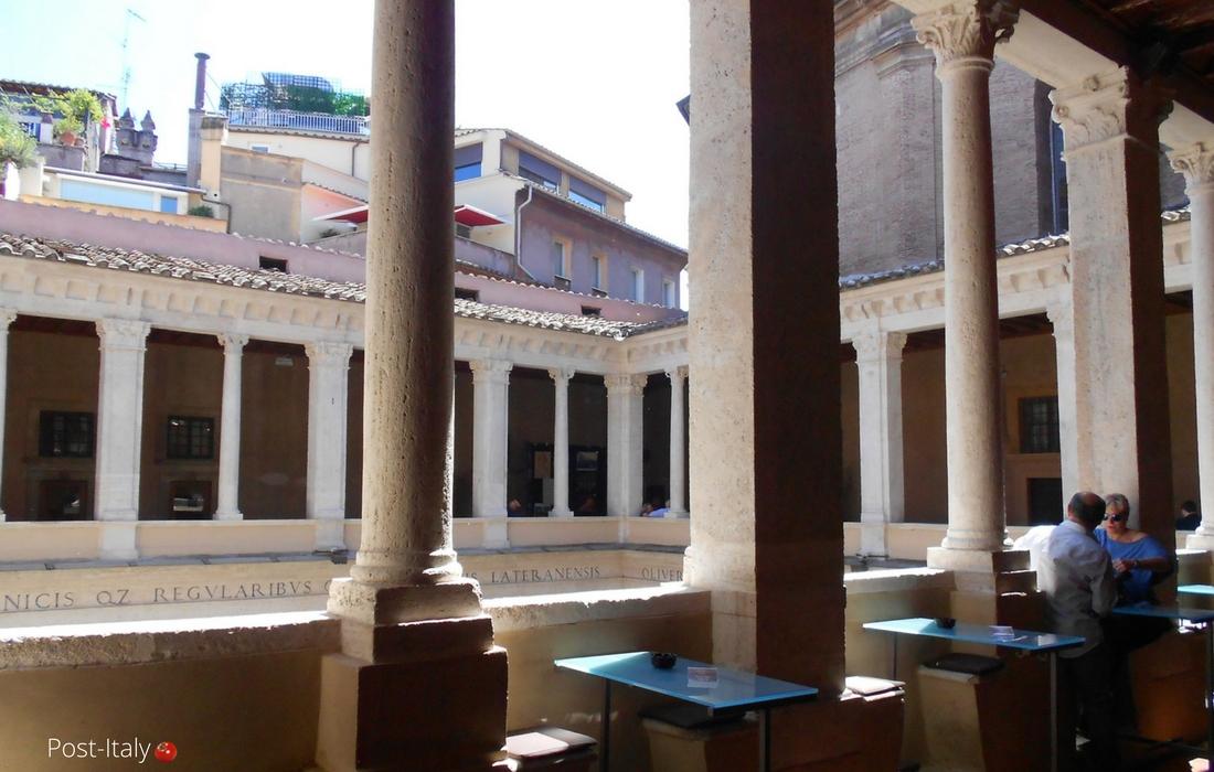 Chiostro del Bramante, Roma