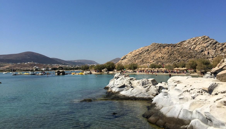 · Kolimbithres, una de las mejores playas de Paros · ¿Que ver en Paros? · Islas Griegas · Grecia · ClickTrip ·