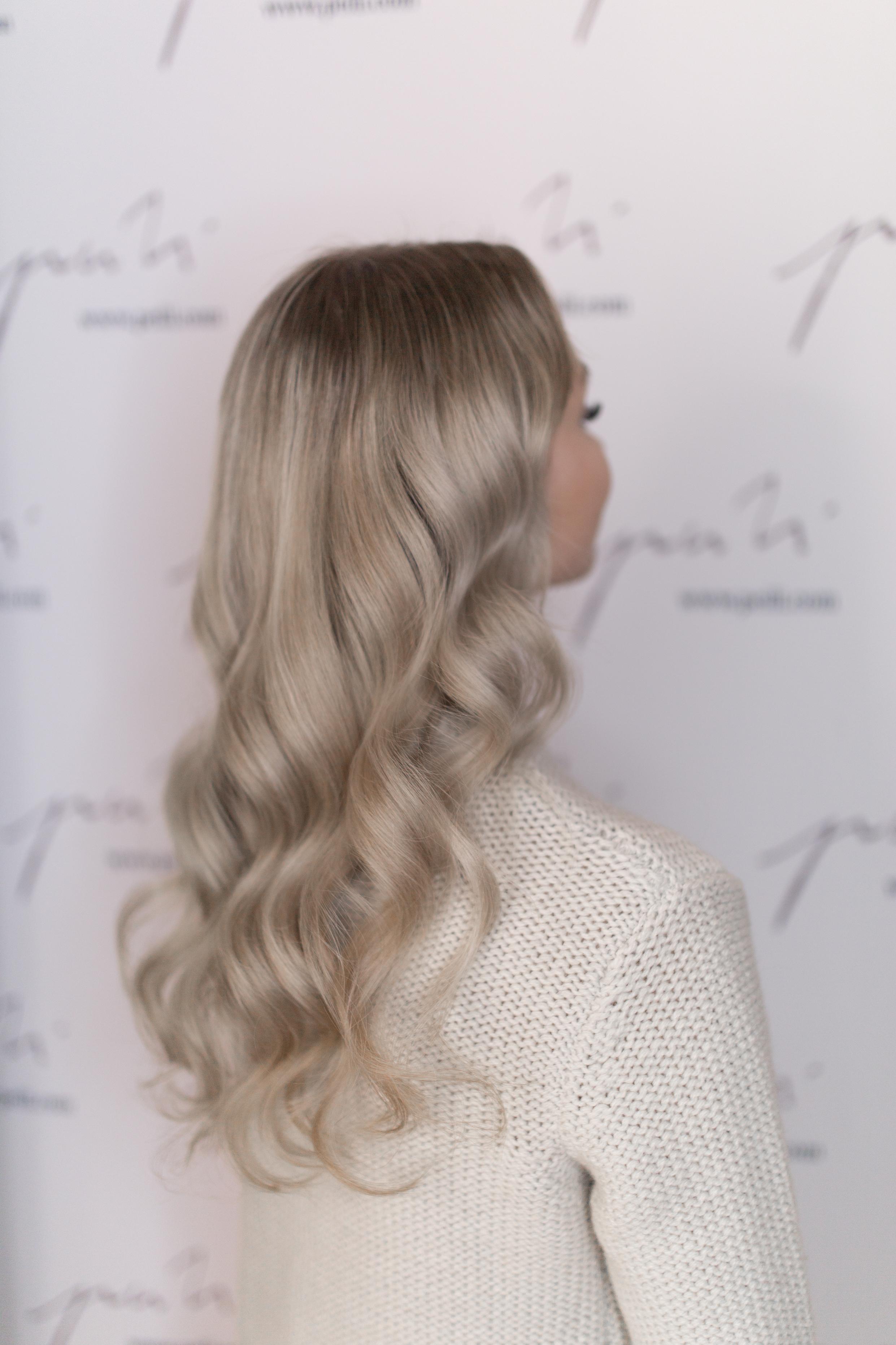 FINALLY BLONDE - HAIR BY ESSI FINSTRÖM