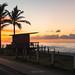 Sunrise @Praia da Barra, Rio de Janeiro, Brazil