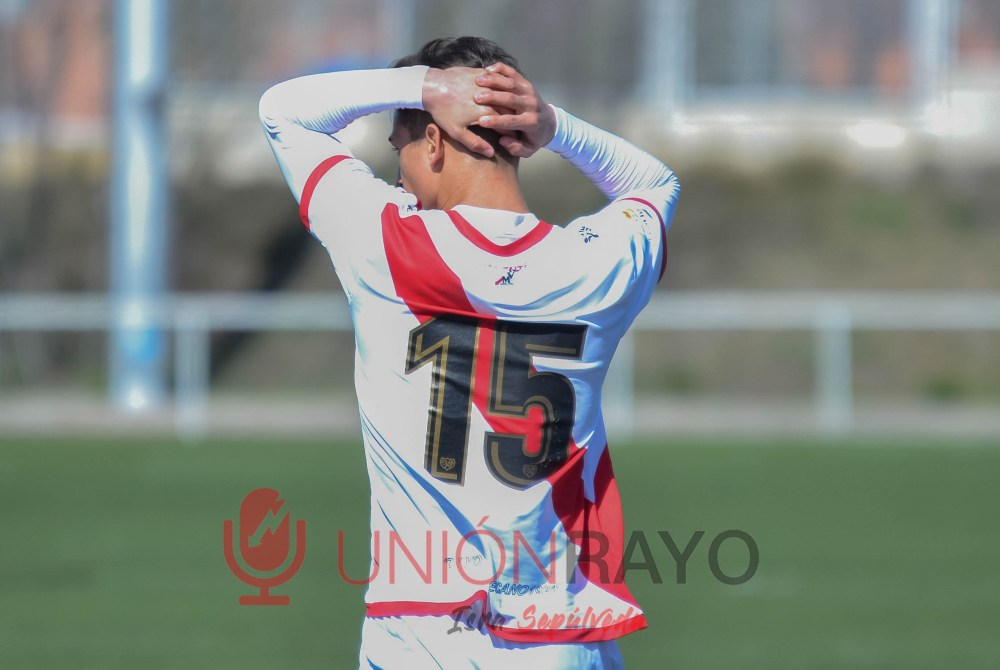 Rayo B 0-0 Villaverde