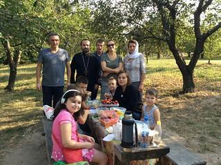 Поездка в Феофанию учеников воскресной школы 2016.09.11