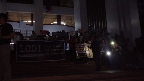 freedom protest, UP Diliman