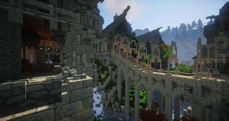 Minecraft Players Have Been Creating The Lord Of The Rings Universe Since 2010