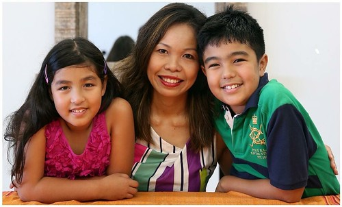 Meiling & Kids