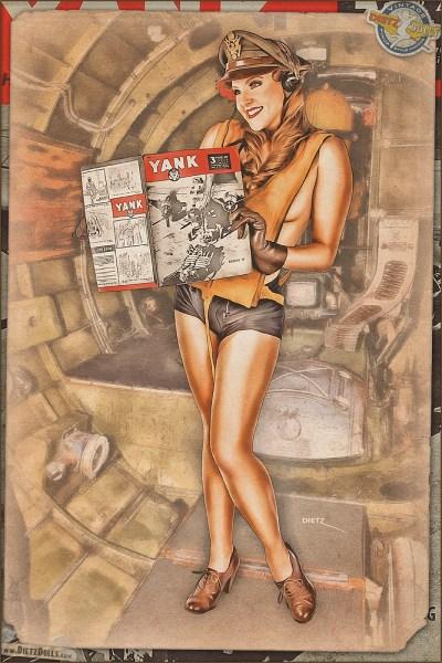 Pinups - YANK Magazine