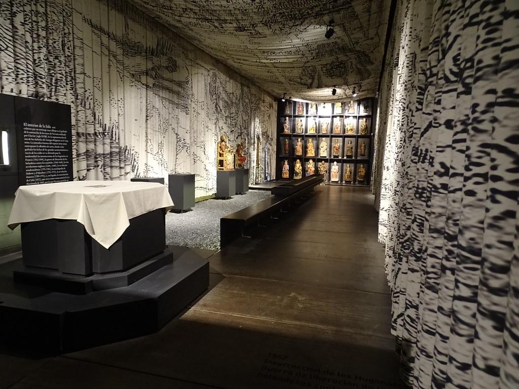 Sala de la Modernidad Exposicion Occidens Catedral de Santa Maria La Real Pamplona 01