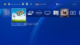 PS4 System Software Update 5.50