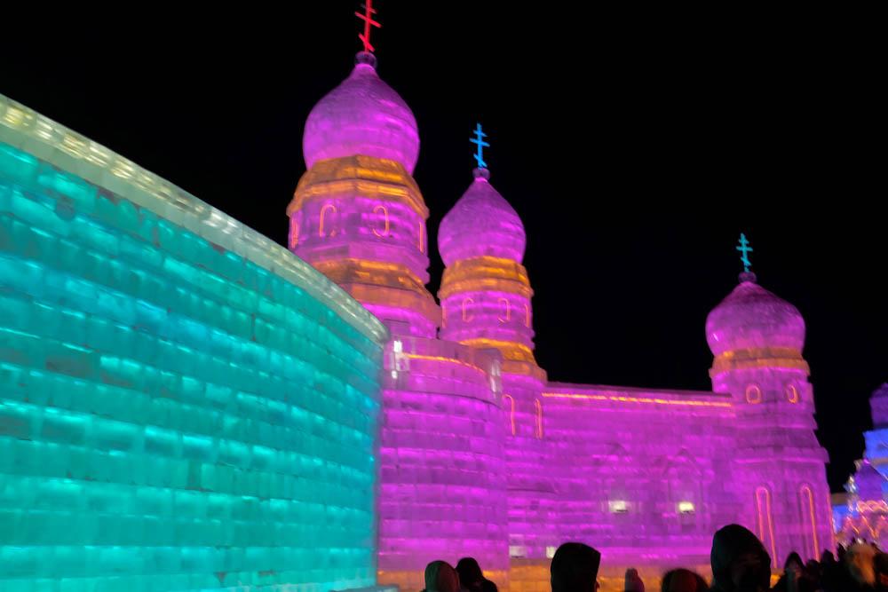 Harbin Ice Festival -4