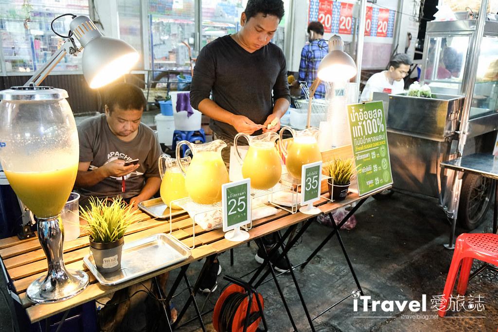 曼谷夜市推荐 查龙四夜市Chok Chai 4 Night Market (4)