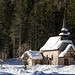 Little Church at Pragser Wildsee