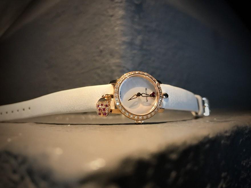 Blancpain Ladybird