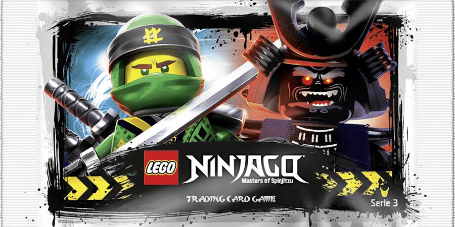 LEGO Ninjago Trading Cards Series 3 announced - BrickSamurai