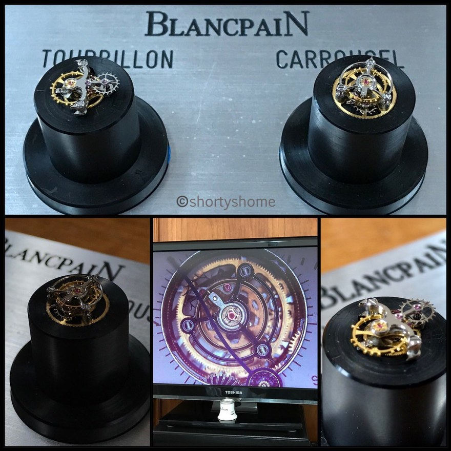 A visit to Blancpain in the Vallée de Joux - Le Brassus