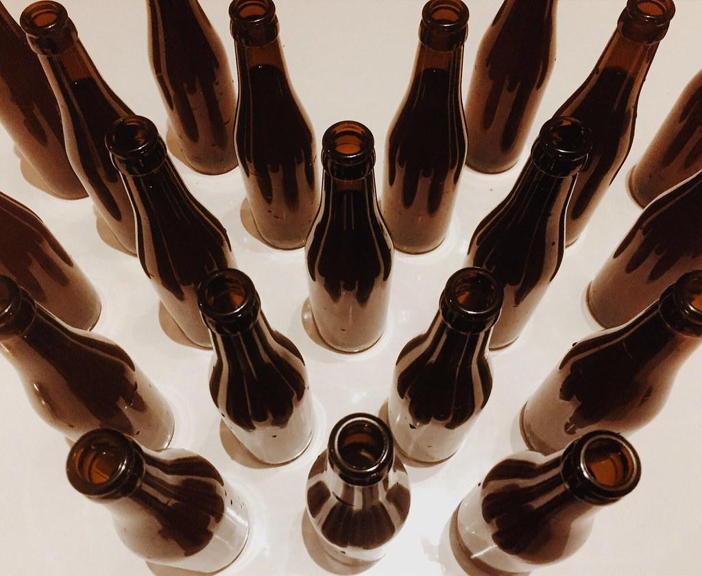 99 bottels of beer
