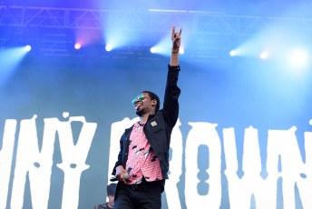 Danny Brown @ Pitchfork Music Festival, Chicago IL 2017