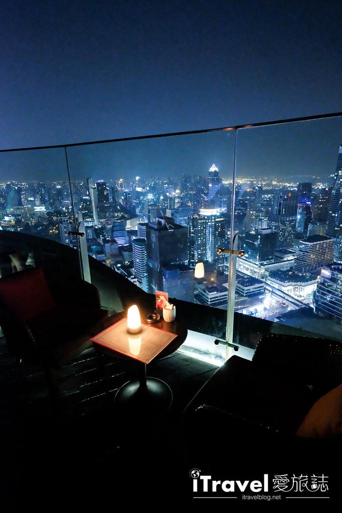 曼谷高空酒吧 Red Sky Bar (15)