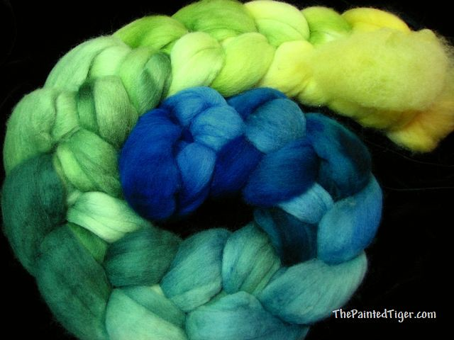 Peacock Polwarth