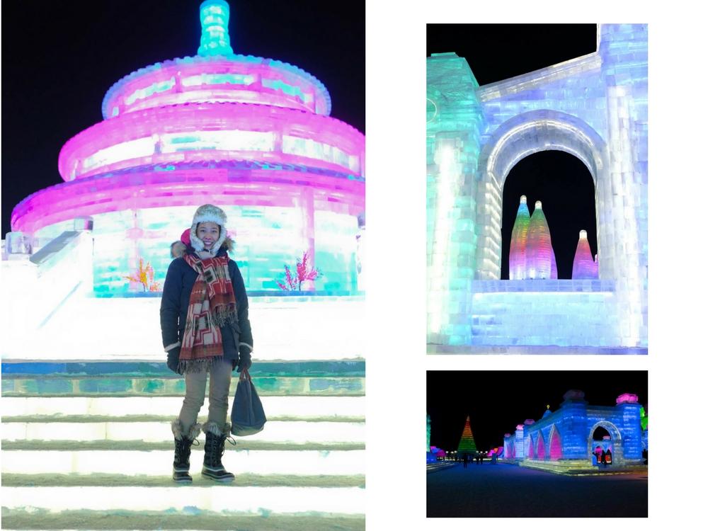 Harbin Ice & Snow Festival
