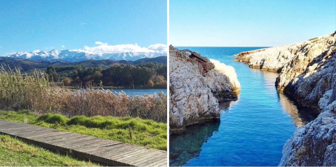 Reissuvuosi 2017: Kreeta, Kreikka