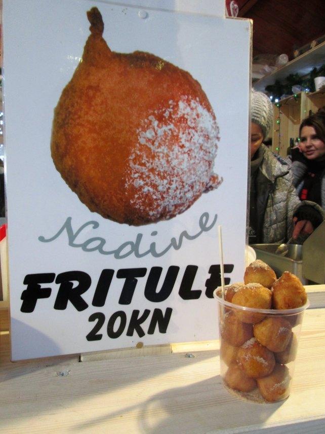 Fritule Zagreb