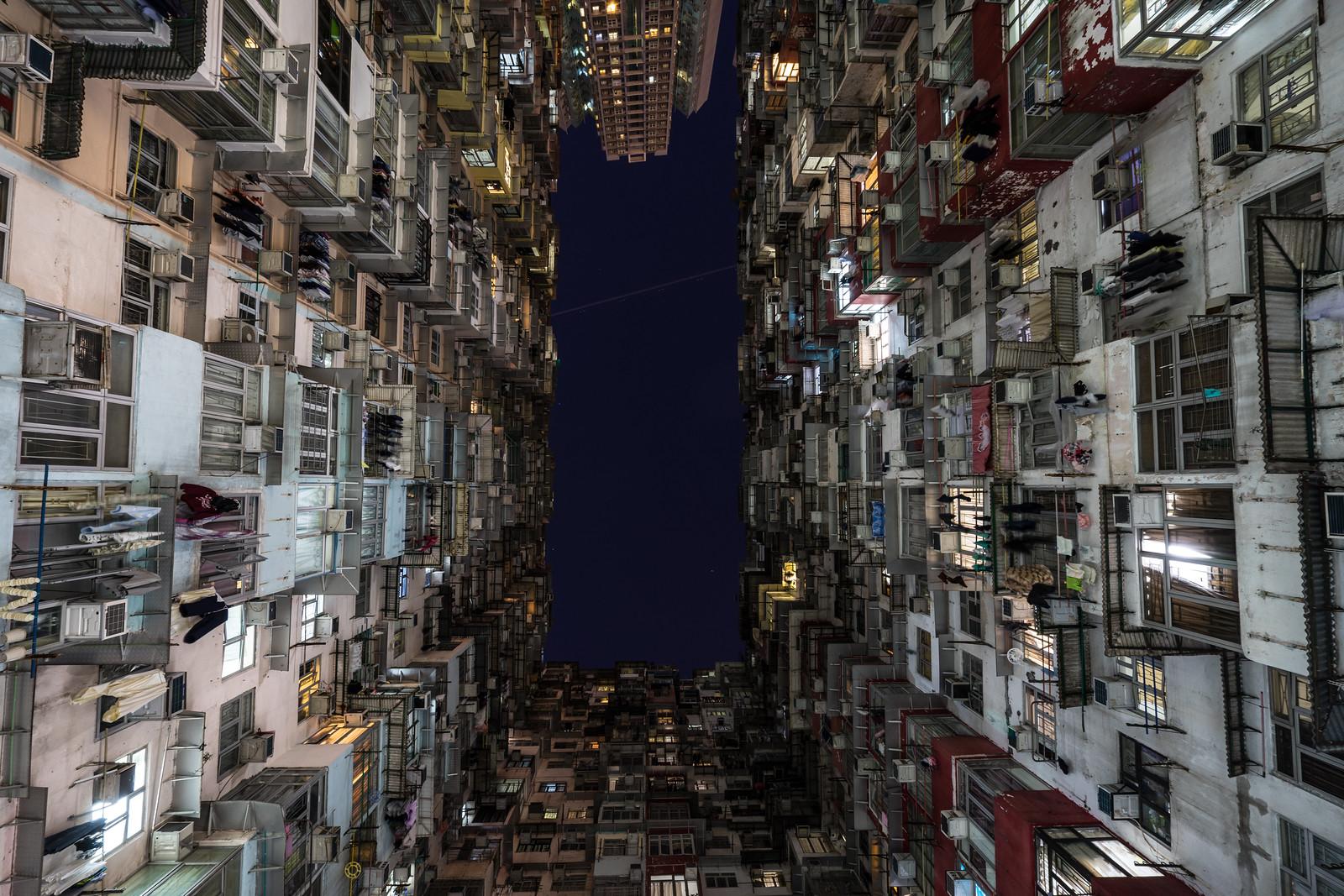 香港攝影景點|鰂魚涌海山樓(怪獸大廈),港鐵太古站著名打卡點,讓你回顧一下變形金剛的經典場景吧 ...