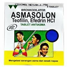 ASMASOLON STR 4'S
