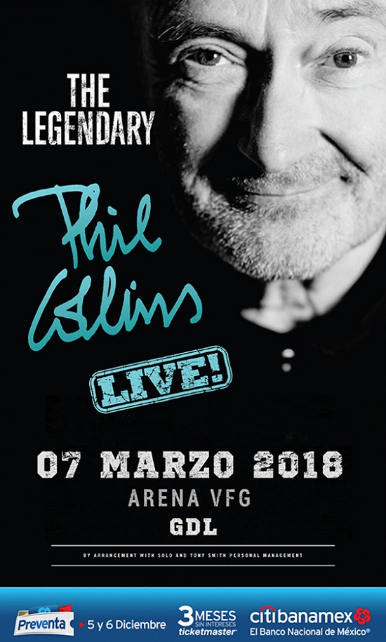 2018.03.07 PHIL COLLINS