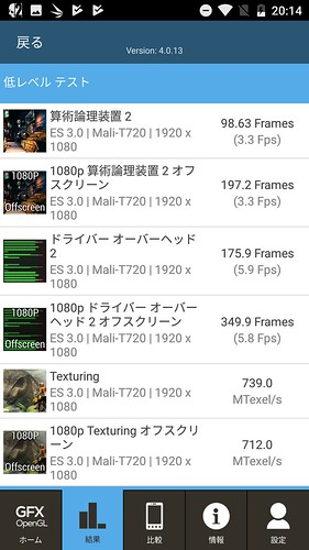 CUBOT Note Plus ベンチマークテスト編 (20)