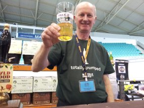 Cider manager Mike Robinson 719