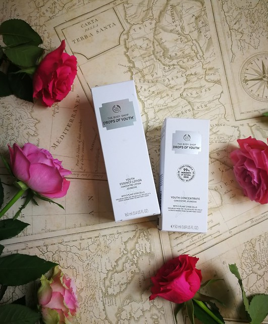 The Body Shop Drops of Youth Emulsion