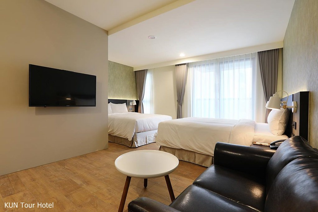 2017 Taichung New Hotels