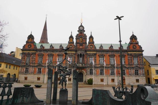 Malmö - Rådhuset