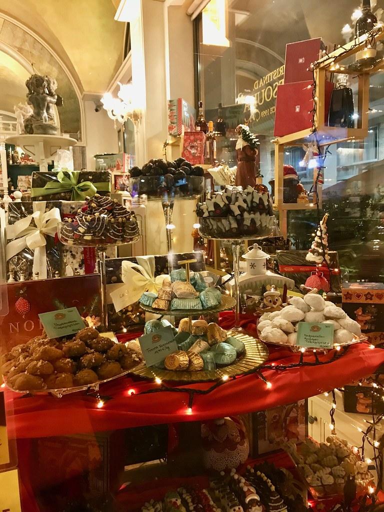 Joulu ja uusivuosi Ateenassa
