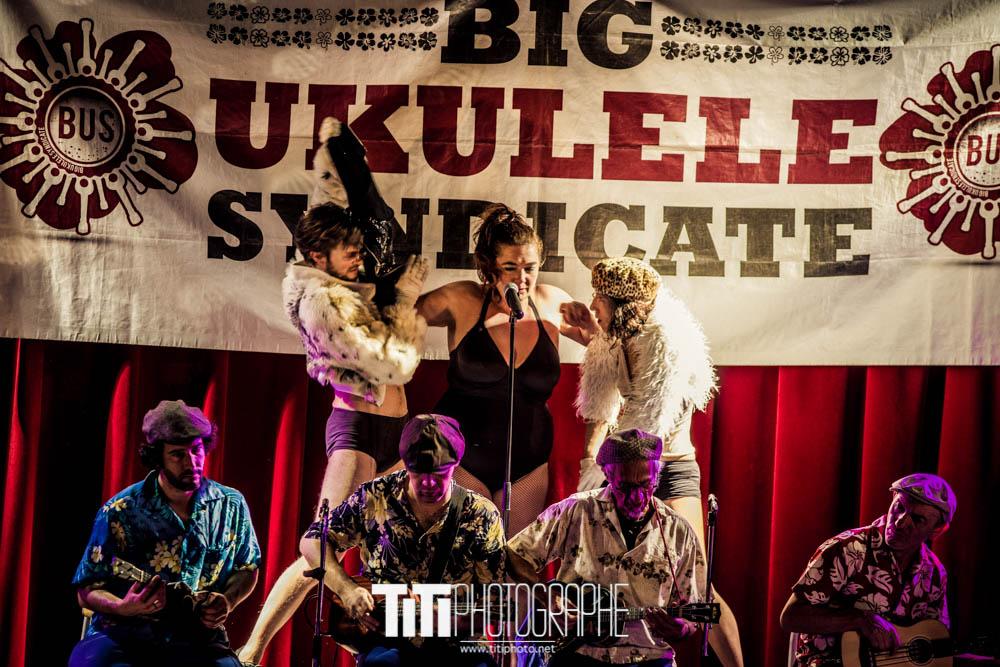 The Big Ukulele Syndicate-Grenoble-2017-Sylvain SABARD