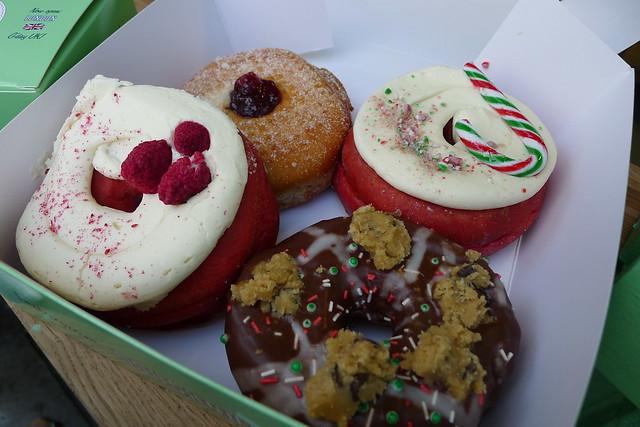 Doughnut Town, Old Street