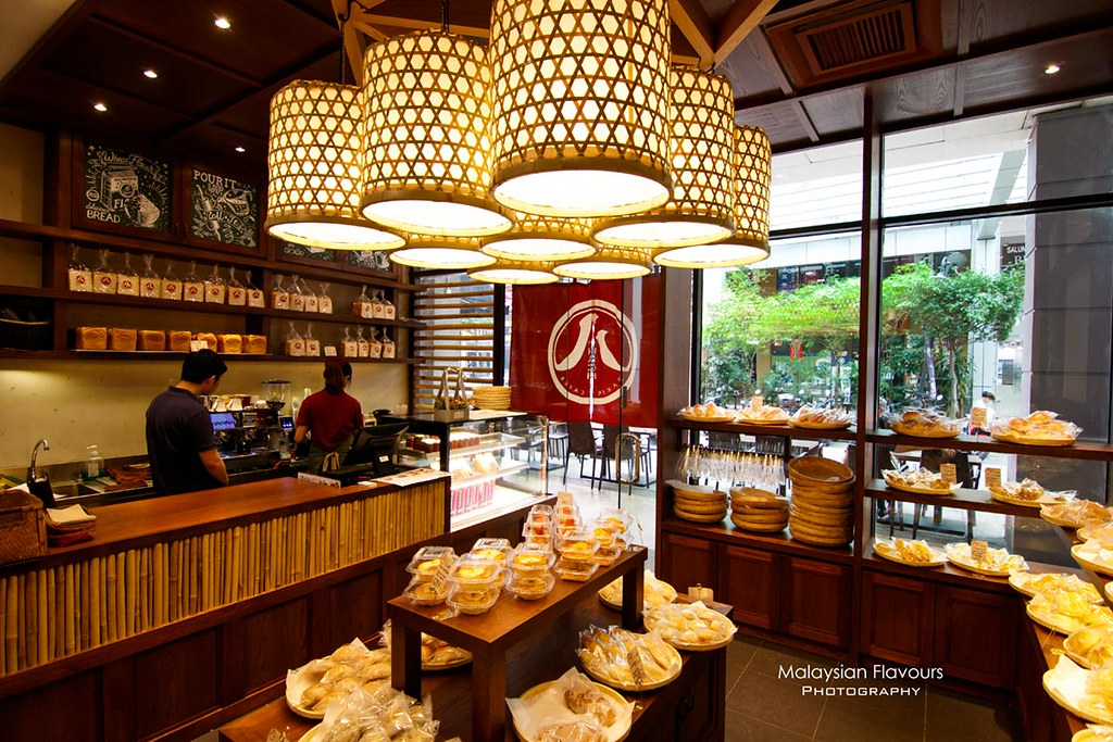 Hachi Bakery Cafe. Plaza Damas KL : Brunch with Japanese Toast & Bread | Malaysian Flavours