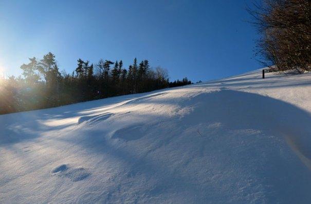 Mt Tecumseh Winter Lookout View Ski Slope